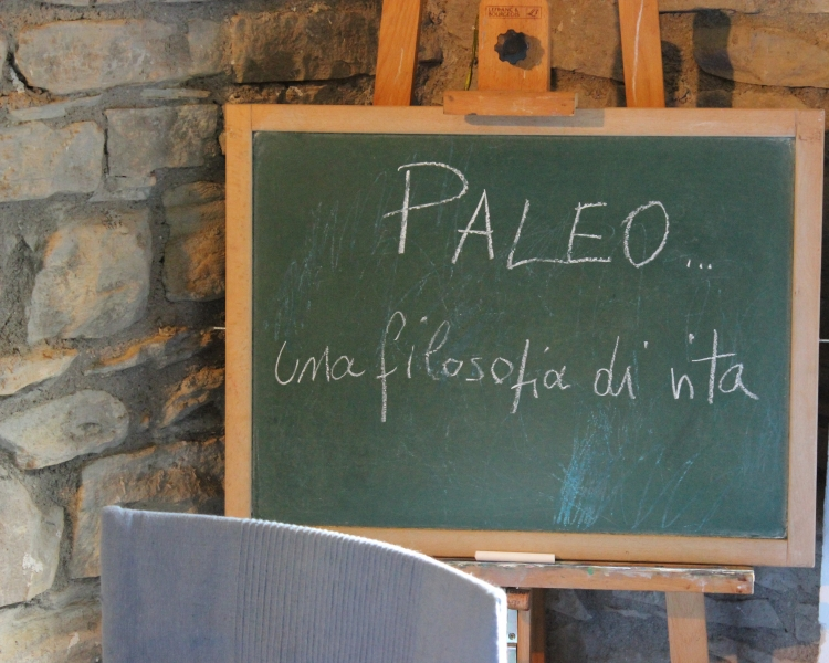 Paleo, a lifestyle at the summit, API, 11th October 2014