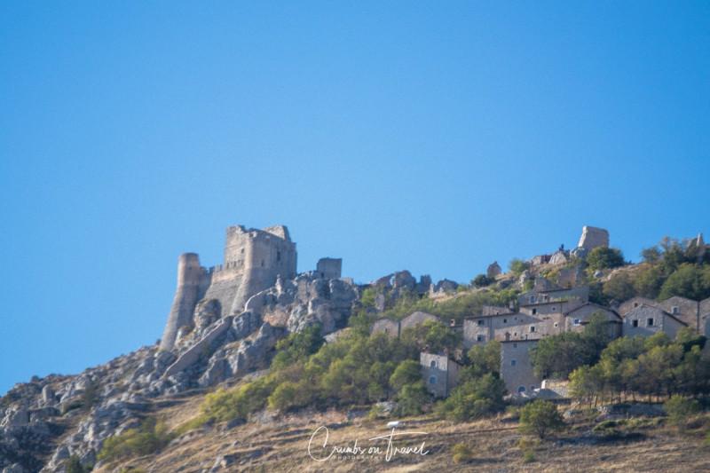 Rocca Calascio, Photos from Abruzzo region in Italy