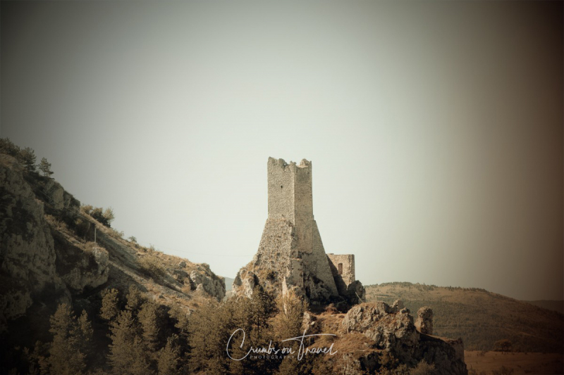 Watch-tower, Photos from Abruzzo region in Italy