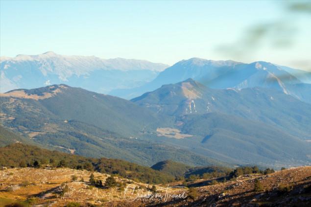 Photos from Abruzzo region in Italy