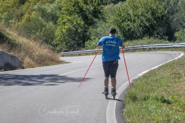 Road-Skating, Photos from Abruzzo region in Italy