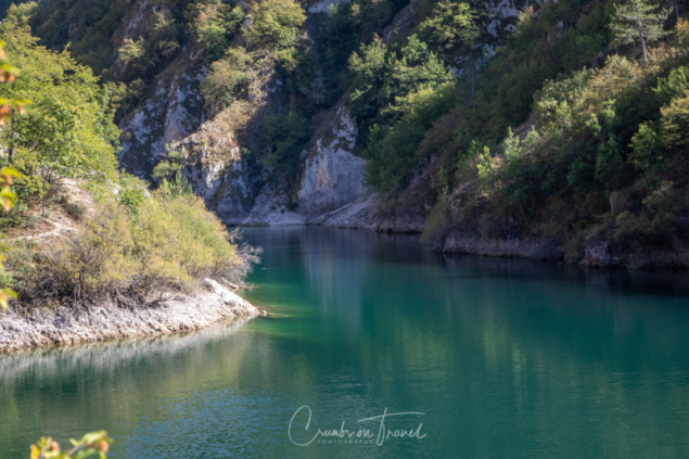 Gorge, Photos from Abruzzo region in Italy