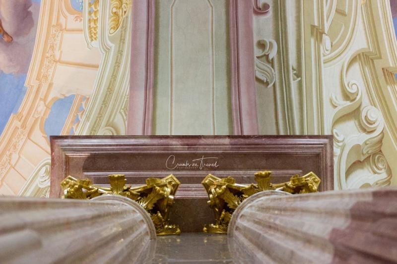 Admont Abbey in Upper Styria/Austria