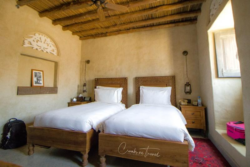 Room at Al Seef Heritage Hotel in Dubai
