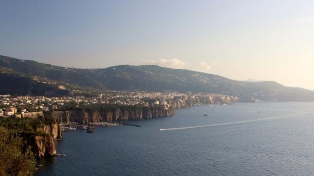 Sorrento at the Amalfi Coast, Campagna/Italy