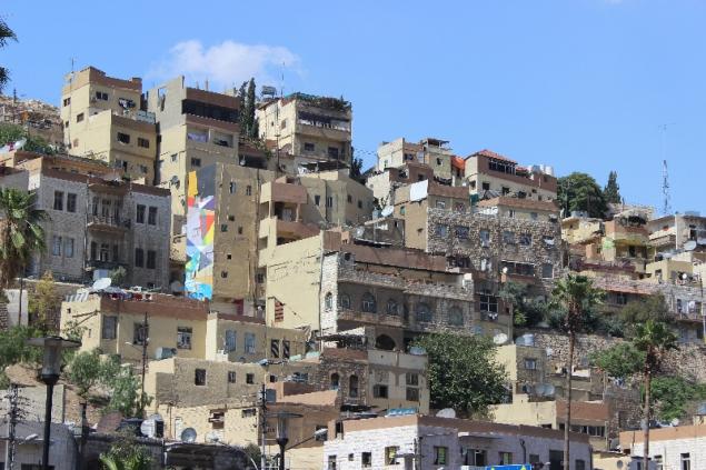 Houses in Amman, Jordan