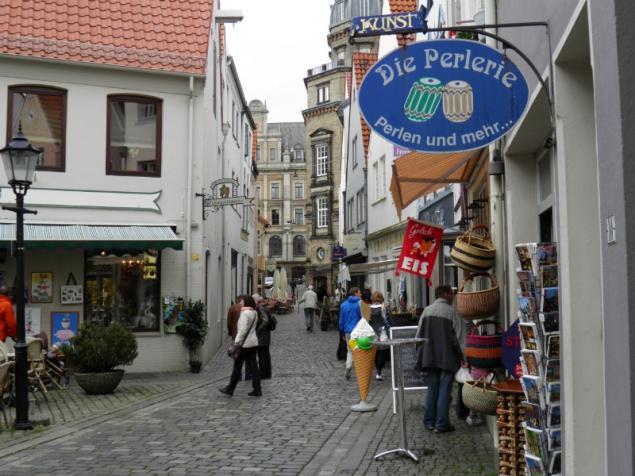 District Schnoor, Bremen