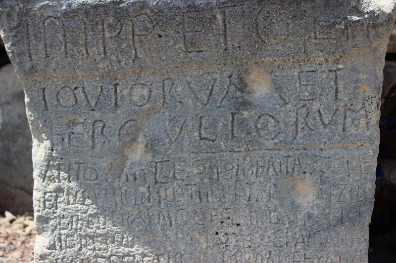 Detail,  Qasr Azraq, Jordan