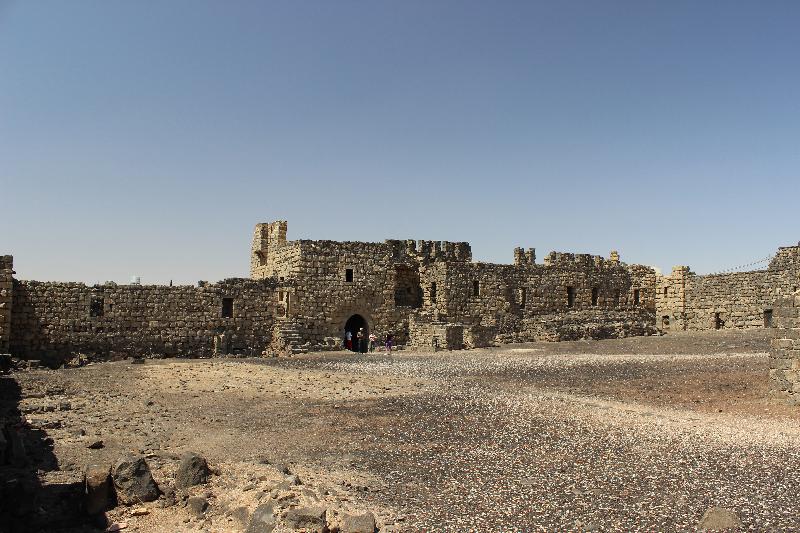 Qasr Azraq, Jordan
