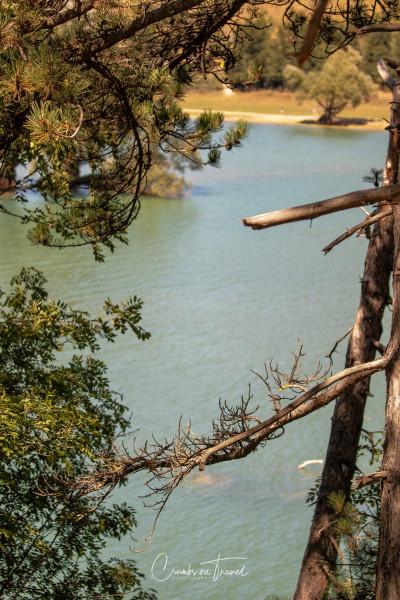 Lake Barrea in Abruzzo/Italy