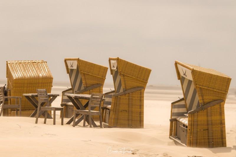 Beach baskets - Beach impressions