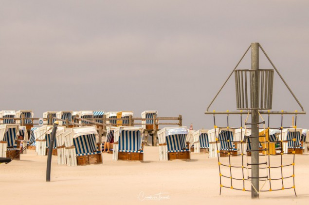 Beach baskets - Beach impressions