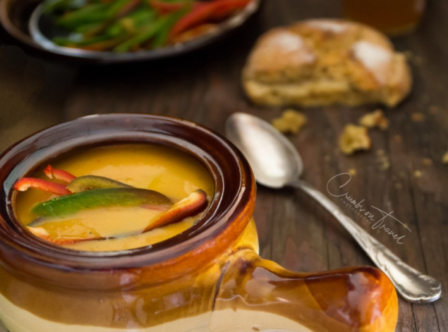 Bell Pepper Soup