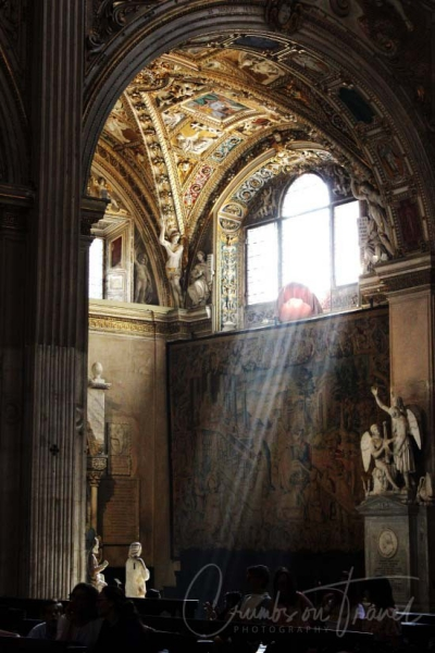 The Cathedral of Bergamo, Lombardy/Italy