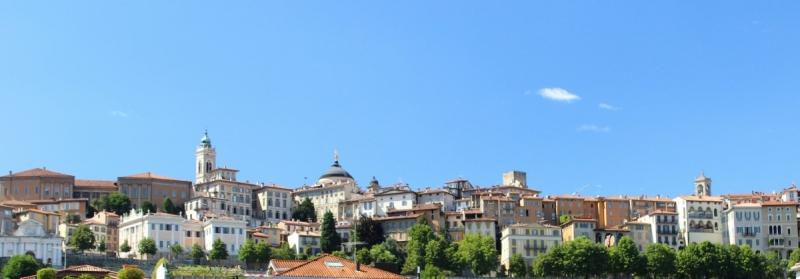 Upper City, Bergamo, Lombardy/Italy