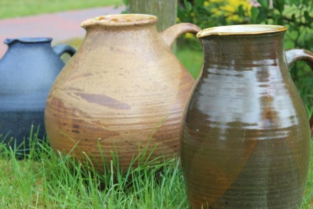 Pottery, Bergenhusen, Schleswig-Holstein, Germany