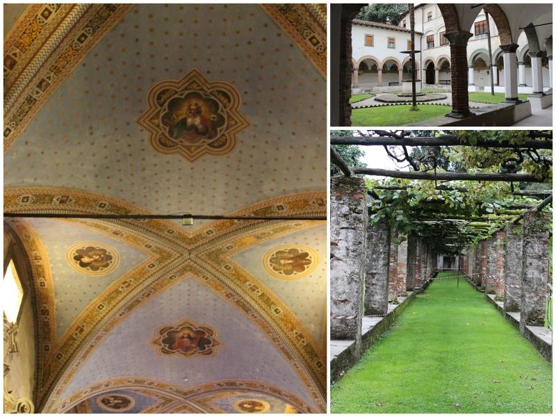 Convent od Saint Frances at Borgo a Mozzano, Tuscany