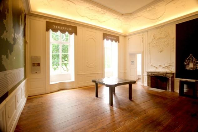 Room in Castle Bothmer, Mecklenburg-Vorpommern/Germany
