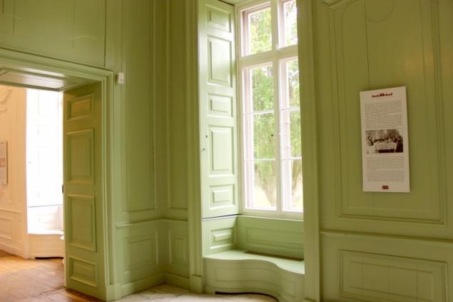 Room at Castle Bothmer, Mecklenburg-Vorpommern/Germany