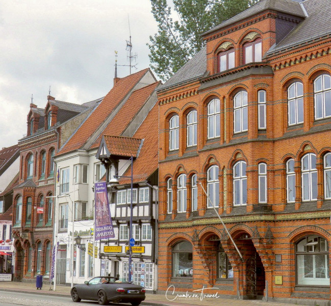 Brick Architecture in Northern Germany - Flensburg