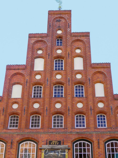 Brick Architecture in Northern Germany - Lübeck
