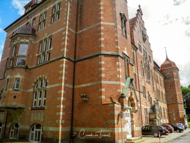 Brick Architecture in Northern Germany - Flensburg