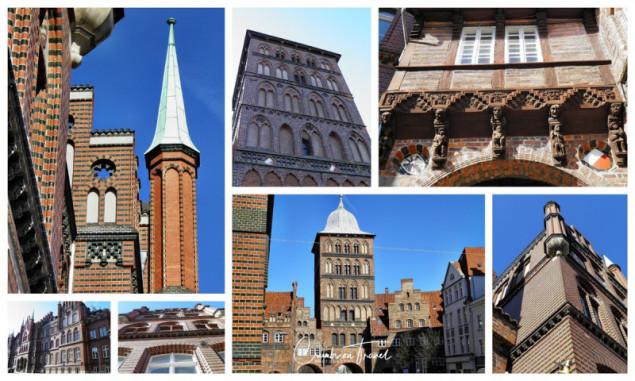Brick Architecture in Northern Germany - Lübeck