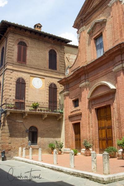 Buonconvento, Tuscany/Italy