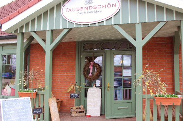 Cafeteria Tausendschön, Warnsdorf, Germany