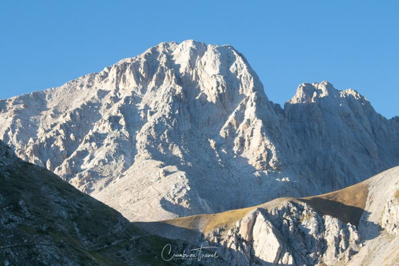 Gran Sasso, The Campo Imperatore High Plateau in the Abruzzo Mountains