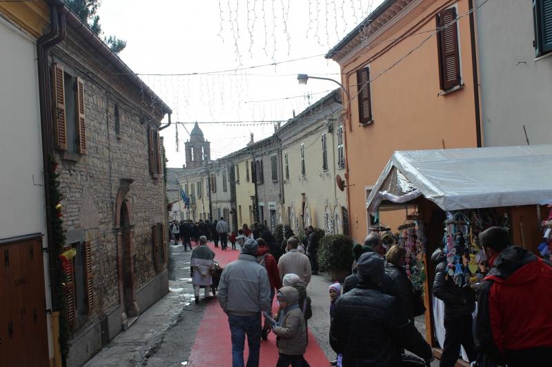 Candelara, Le Marche, Italy