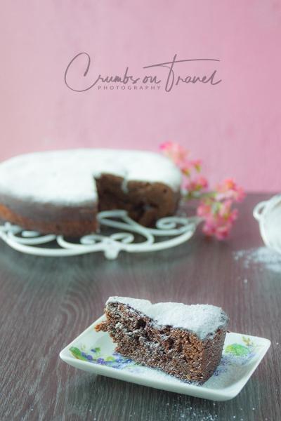 Caprese – Italian Almond Chocolate Cake