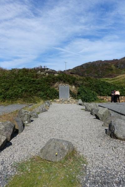 Long Lady's Grave, Carlington, Ireland