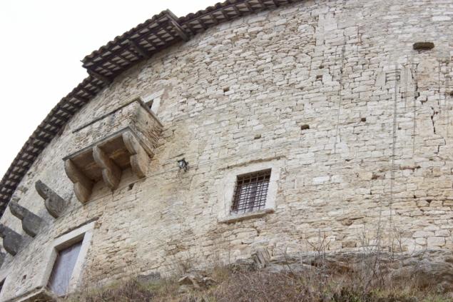 Castel di Luco, Ascoli Piceno, Le Marche/Italy