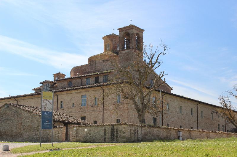 Chiesa Convento di San Giovanni Battista al Barco Ducale, Marche, Italy