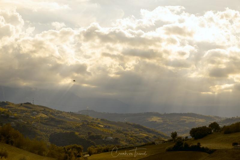 Impressions from Castilenti in Abruzzo
