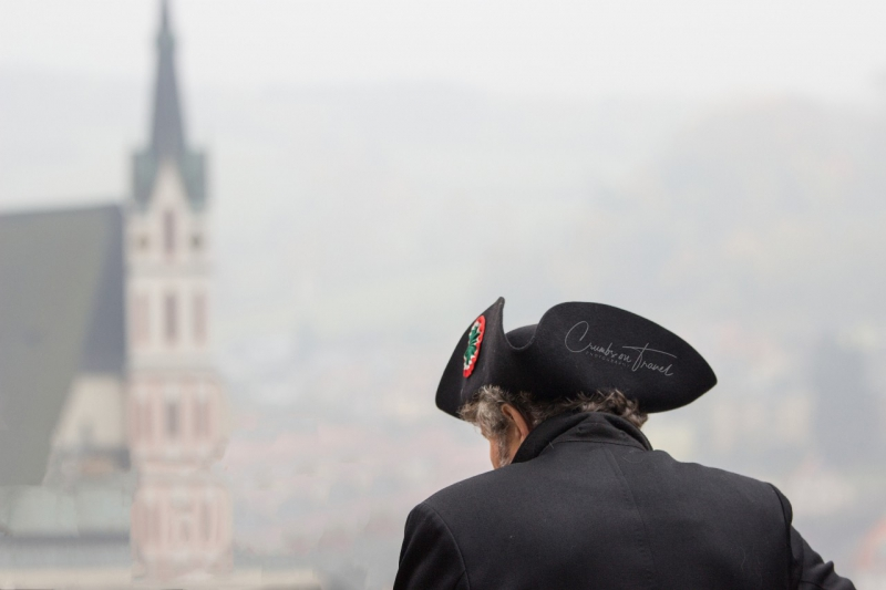 Impressions of Český Krumlov