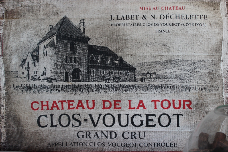 Chateau de la Tour, Burgundy/France