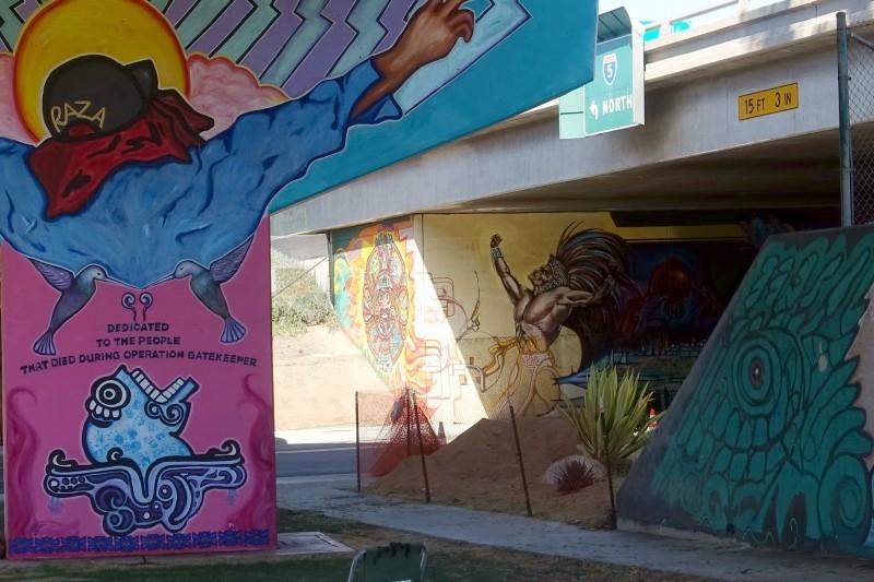 Chicano Park, San Diego, California/USA Part 78