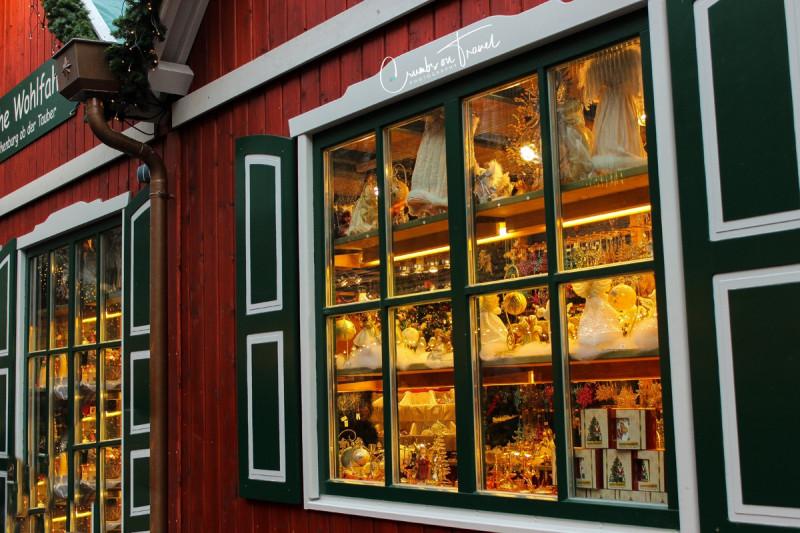 Christmas Market in Lübeck 2014