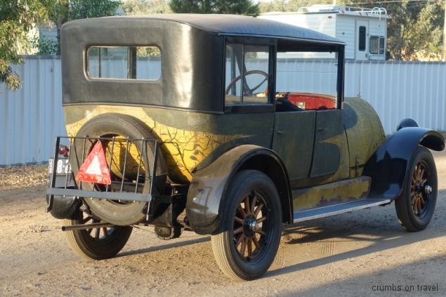 Franklin 1923 classic car