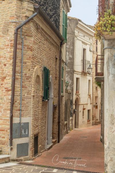 Collecorvino near to Pescara in Abruzzo