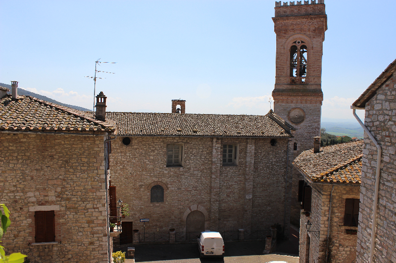 Corciano, Umbria, Italy