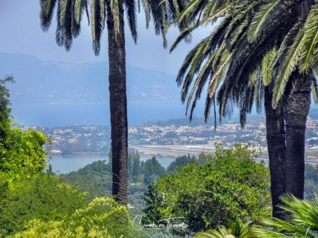 Sissi Villa Achillion in Gastouri - Corfu