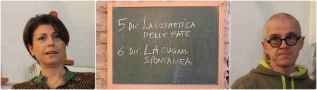 Sara Falchetto and Fabio Piccini