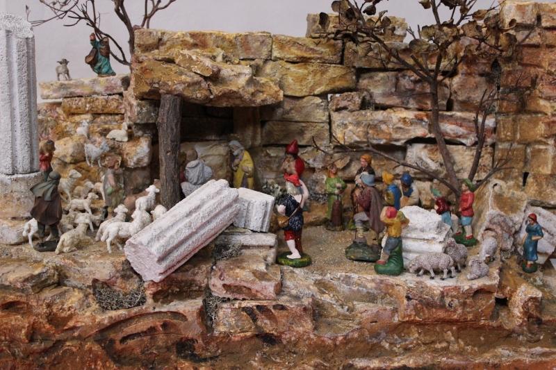 Crib in Urbino, Le Marche/Italy