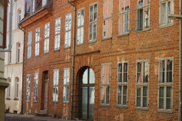 House in Schwerin, Germany