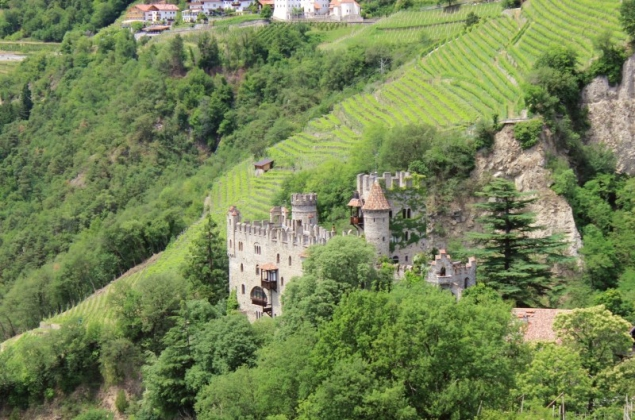 Brunnenburg, South Tyrol/Italy