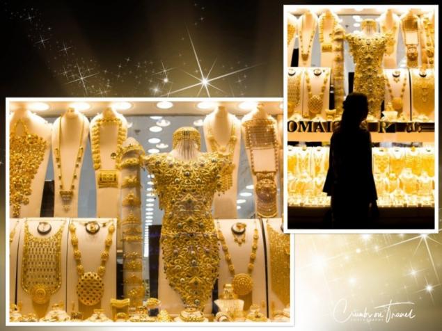 Gold Souk, Impressions of Dubai