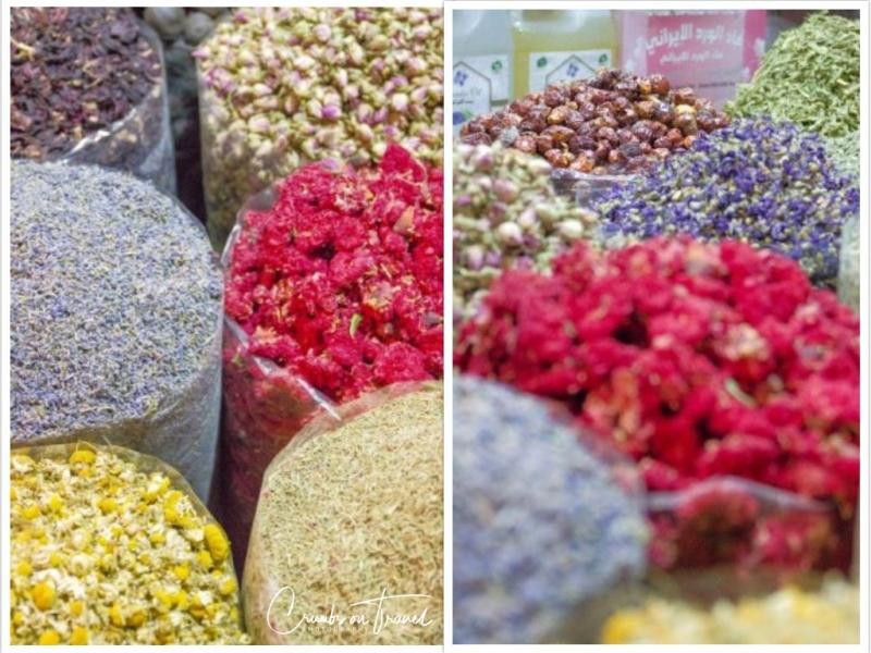 Spices, Impressions of Dubai